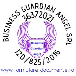 BUSINESS GUARDIAN ANGEL SRL